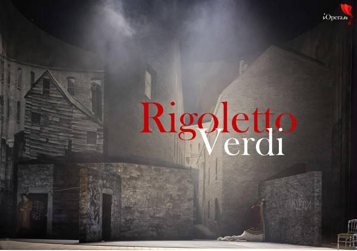 Rigoletto desde Stuttgart vídeo 2016
