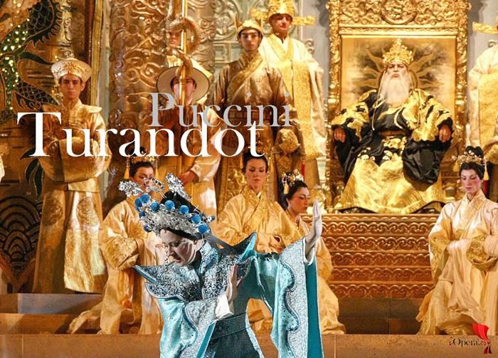 Turandot desde Verona giacomo Puccini 2010 arena