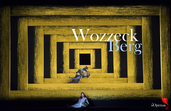Wozzeck desde Zurich Alban Berg