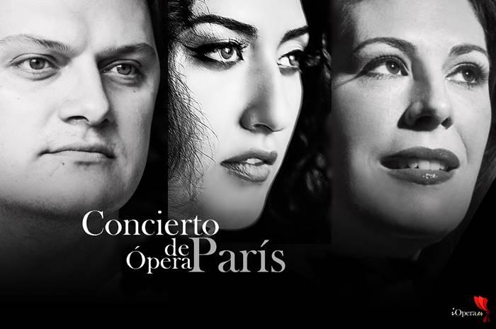 Concierto en la Ópera de París Sondra Radvanovsky, Anita Rachvelishvili y Aleksandrs Antonenko