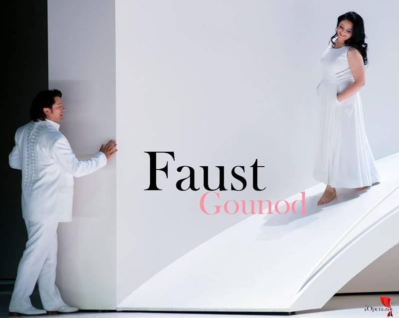 Faust de Gounod en Salzburgo Festival Piotr Beczala Maria Agresta 2016 vídeo