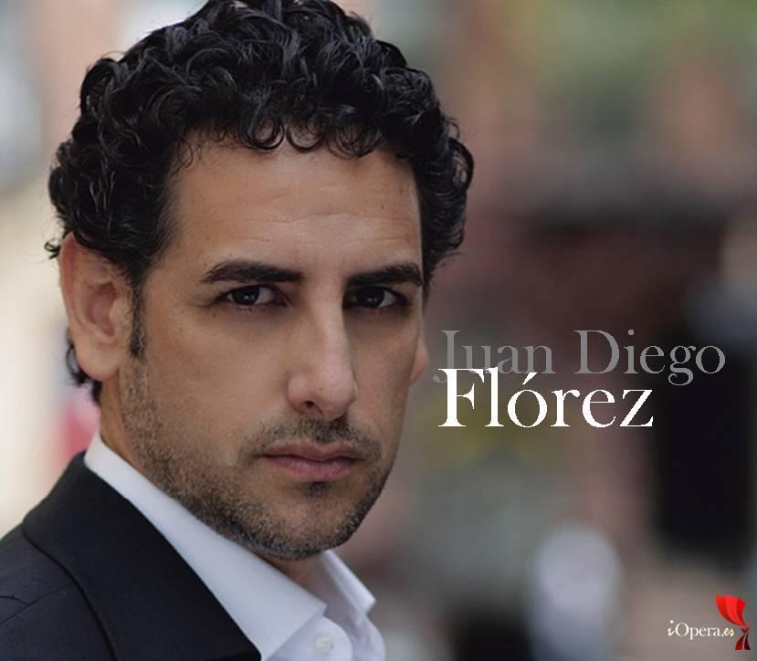 Juan Diego Flórez en Turín vídeo del concierto del tenor peruano