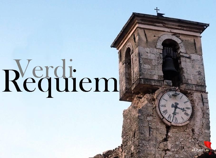 Requiem de Verdi con Giulini, en recuerdo de las víctimas del terremoto de Amatrice, Accumoli, Norcia, Arquata del Tronto...