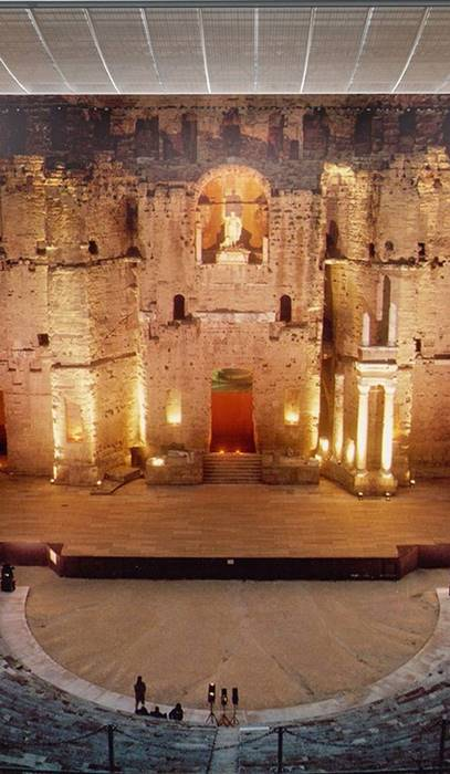 Teatro Romano de Orange