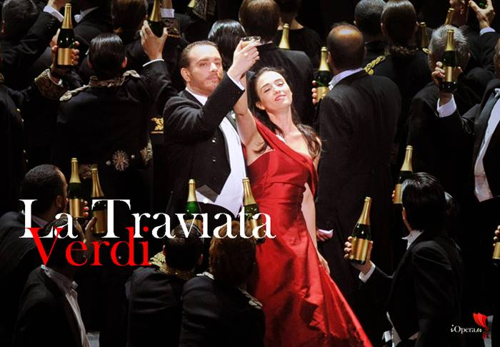 Traviata en Orange Jaho, Meli, Domingo 2016 vídeo