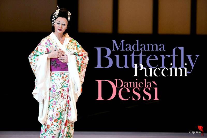 cio-cio-san-daniela-dessi Madama butterfly con Daniela Dessì Puccini iopera Carlo Felice