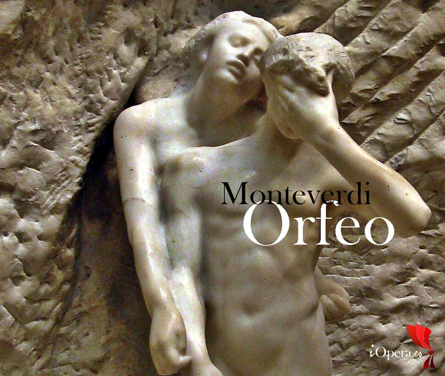 Orfeo de Monteverdi en Lausana Auguste Rodin Orpheus and Eurydice Metropolitan Museum of Art
