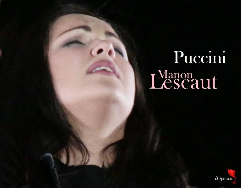 Manon Lescaut de Puccini en el Bolshoi, de Moscú, vídeo , Anna Netrebko