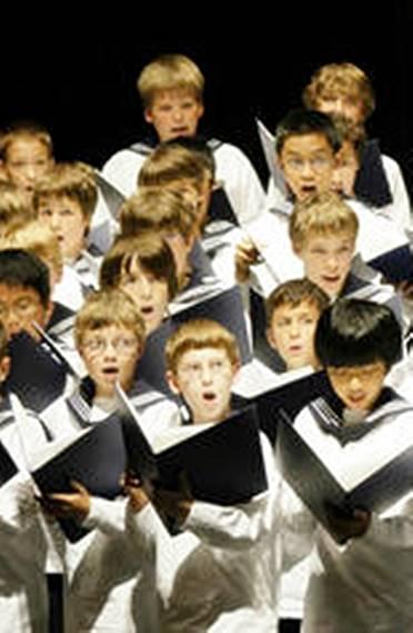 Navidad en Viena 2016 niños cantores