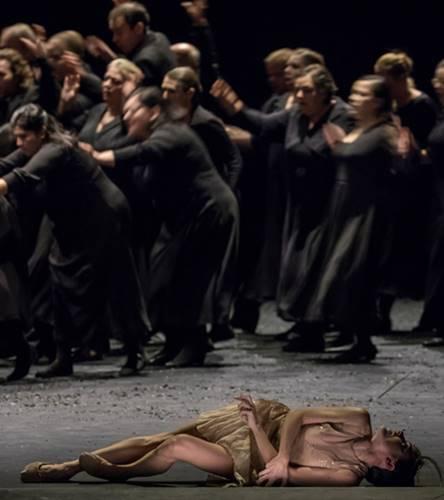 Réquiem de Verdi coreografiado en Zurich ballet Fabio Luisi, Krasimira Stoyanova, Veronica Simeoni, Francesco Meli y Georg