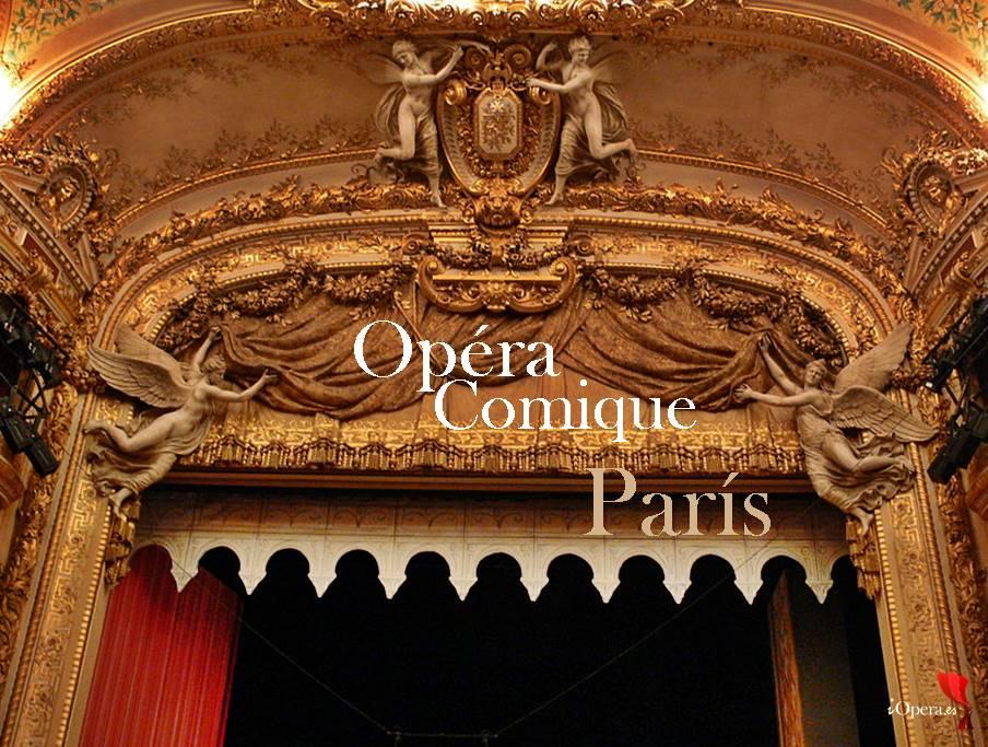 Gala Tricentenario de la Opera Comique de Paris Anna Caterina Antonacci vídeo Petibon