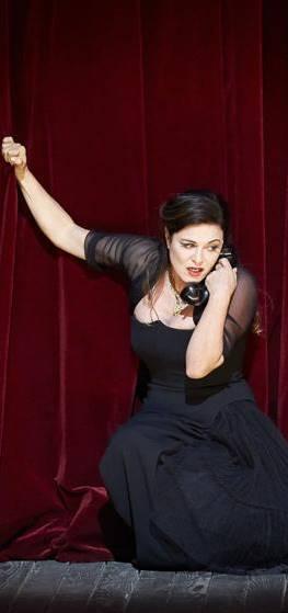Gala Tricentenario de la Opera Comique de Paris Anna Caterina Antonacci
