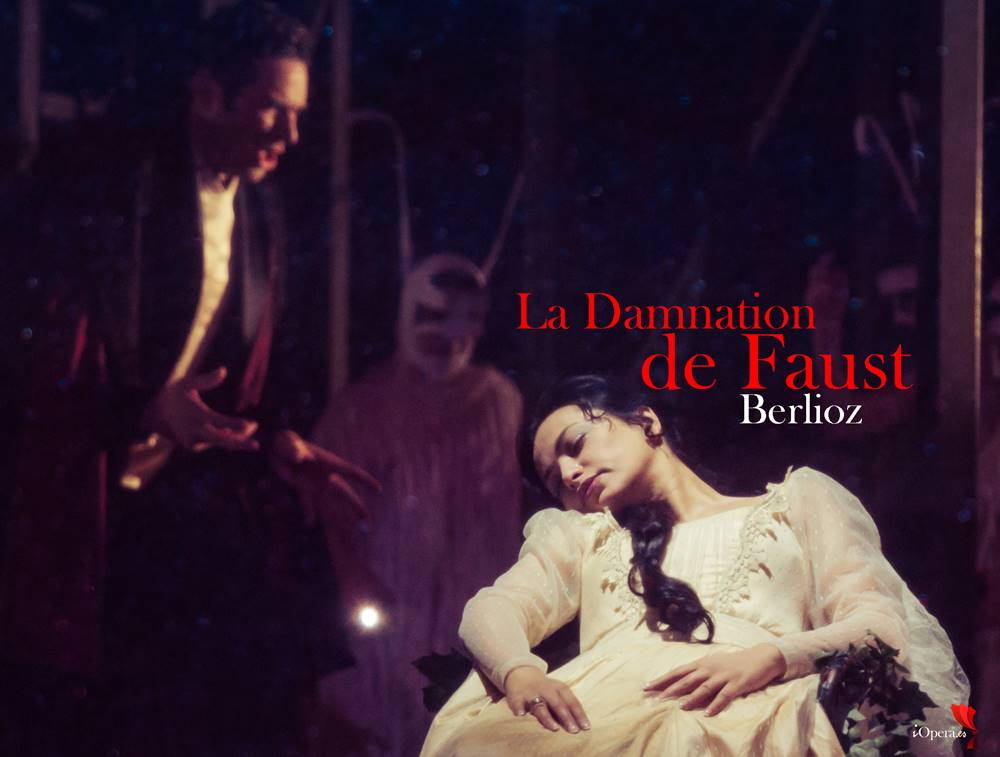 La Damnation de Faust en Lieja, desde la Opéra Royal de Wallonie , vídeo de la obra de Hector Berlioz Ruggero Raimondi Paul Groves, Nino Surguladze e Ildebrando D'Arcangelo