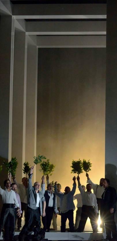 Tannhäuser de Richard Wagner en el Teatro La Fenice, vídeo de la ópera