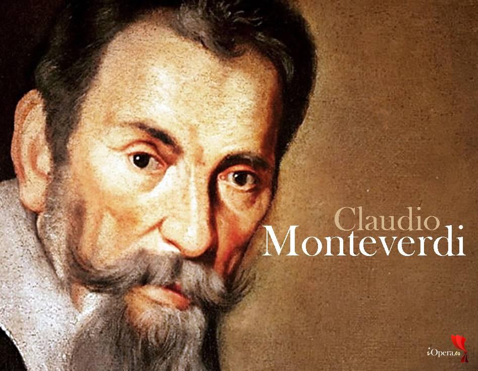 Resultat d'imatges de Claudio Monteverdi