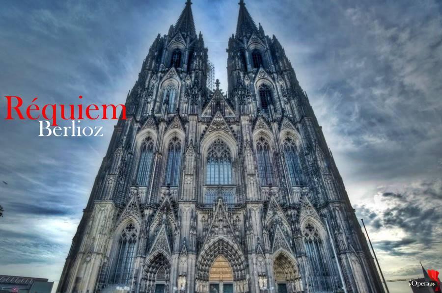 Cologne_Cathedral Réquiem de Berlioz en la Catedral de Colonia vídeo
