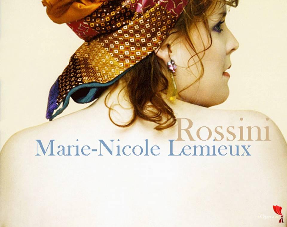 Marie-Nicole Lemieux canta Rossini