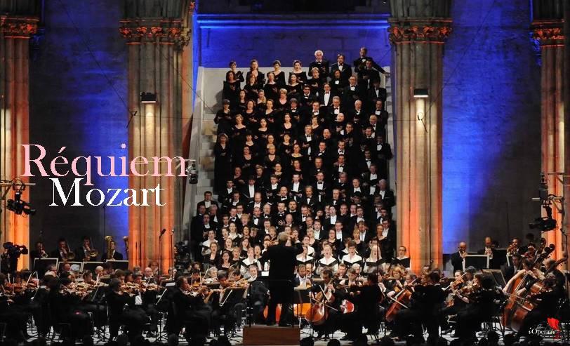 st_denis Réquiem de Mozart en el Festival de San Denis