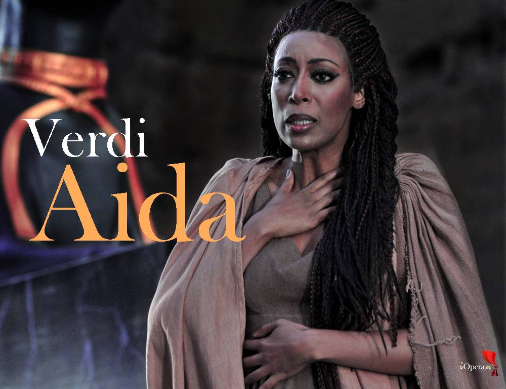 Aida de Verdi desde Orange, vídeo ópera