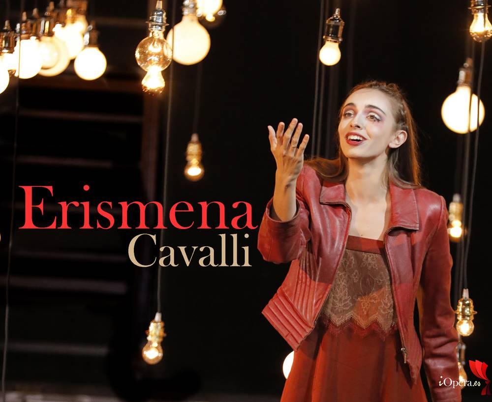 Erismena de Cavalli desde el Festival de Aix-en-Provence