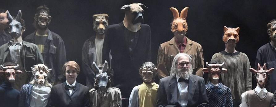 Estreno mundial de Pinocchio de Boesmans, vídeo troupe-opera-Pinocchio-compose-Philippe-Boesmans- Festival-Aix-Provence
