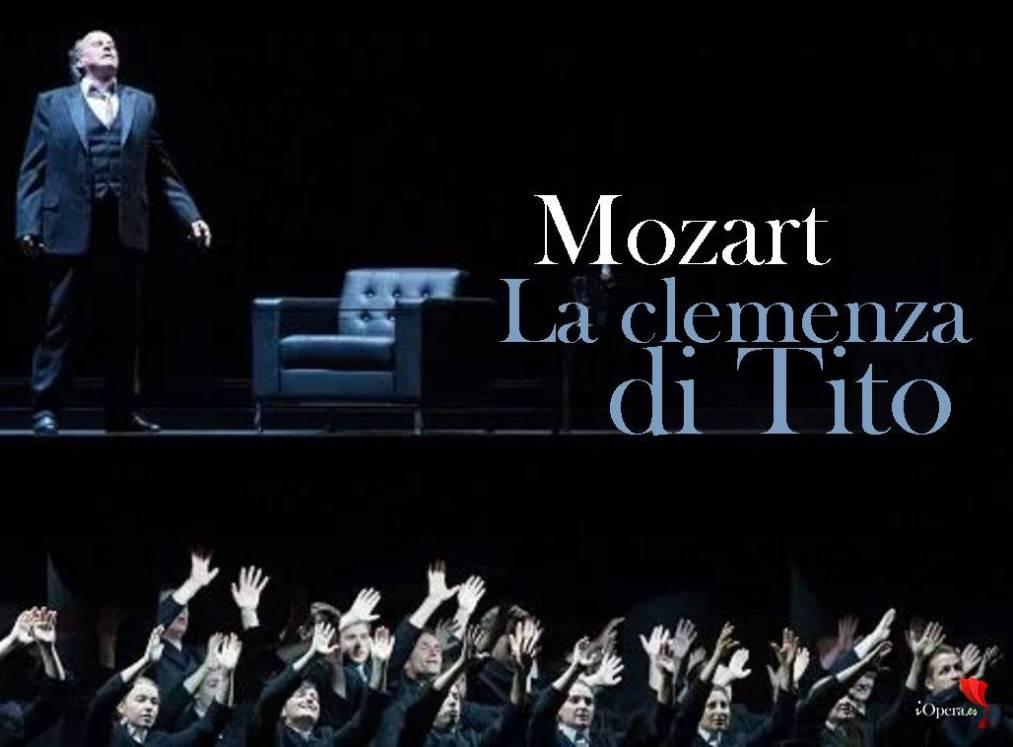 La clemenza di Tito de Mozart desde Glyndebourne