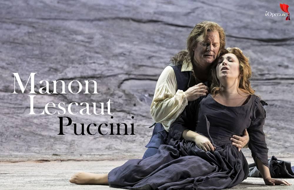 Manon Lescaut desde Turín María José Siri y Gregory Kunde, vídeo
