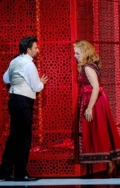 Don Carlos en la Ópera de París, desde el Teatro de La Bastille, vídeo de la ópera de Verdi con Jonas Kaufmann, Elina Garanca, Sonya Yoncheva, Abdrazakov vídeo