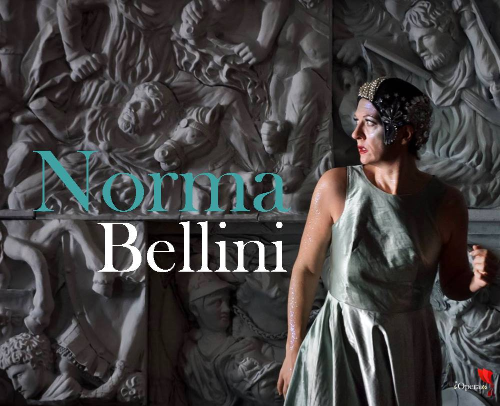 Norma de Bellini en Lieja, desde l'Opéra Royal de Wallonie, vídeo de la ópera protagonizada por Patrizia Ciofi, Gregory Kunde y Josè Maria lo Monaco