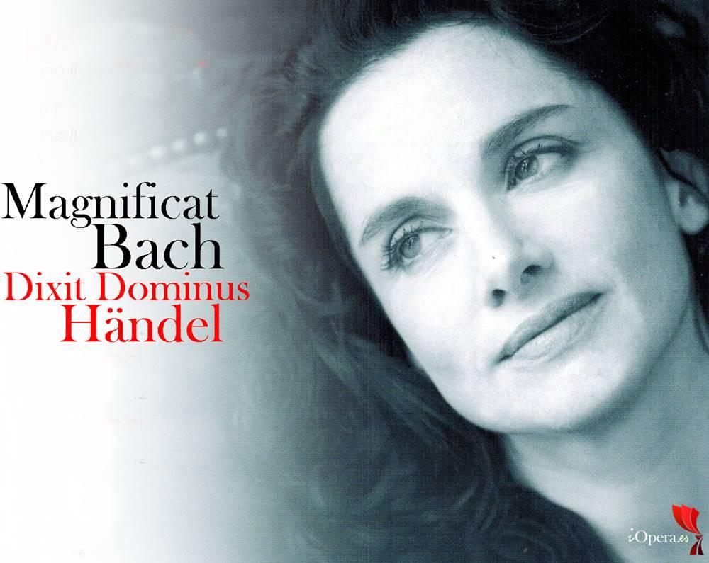 Magnificat de Bach y Dixit Dominus de Händel desde Frankfurt Haim