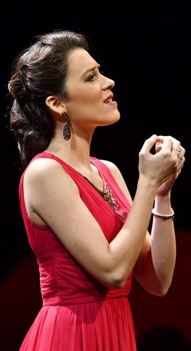 Concierto Final 55 Concurso Tenor Viñas Leonor Bonilla
