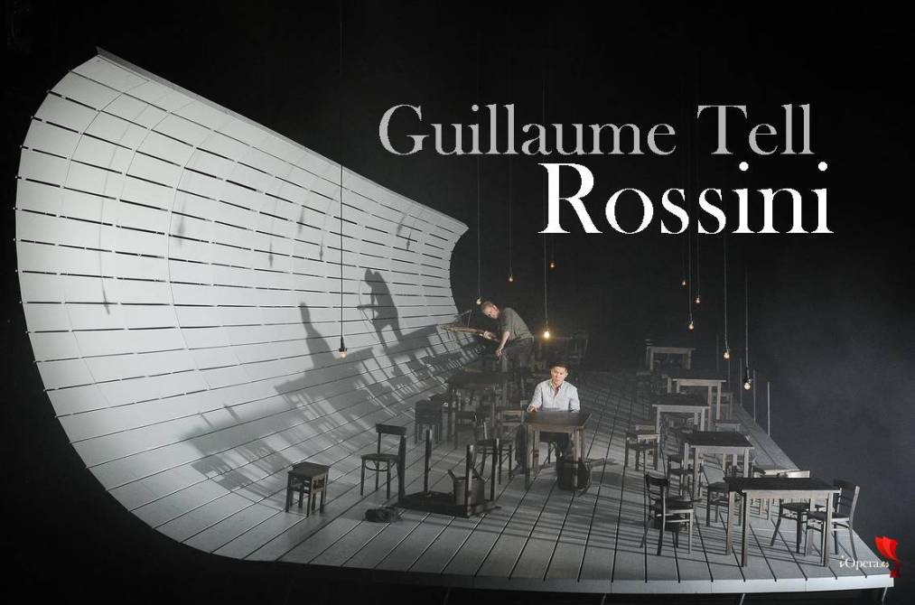 Guillermo Tell de Rossini desde Saarbrücken vídeo