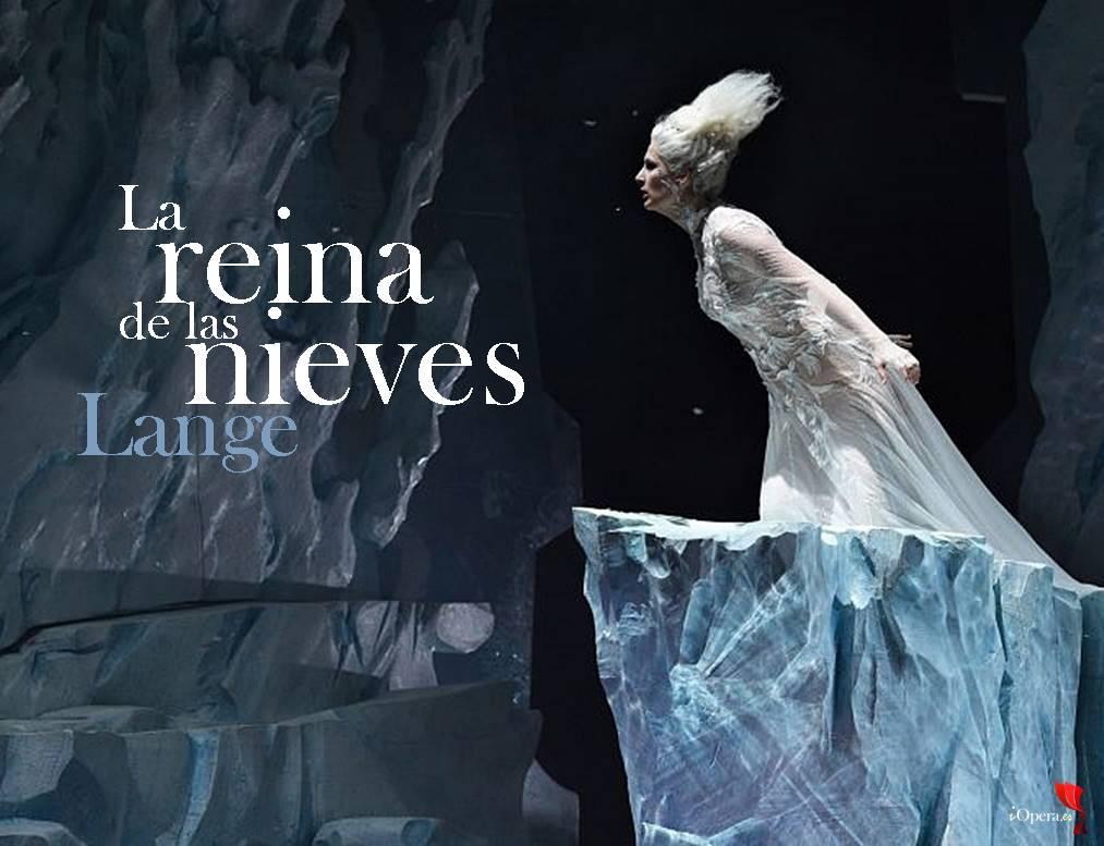 La reina de las nieves, ópera contemporánea de Marius Felix Lange