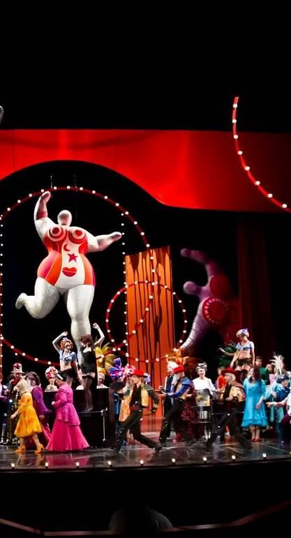 La rondine de Puccini Opera Carlo Felice vídeo ópera