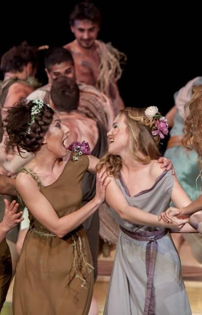 Orfeo de Monteverdi desde Belgrado vídeo ópera