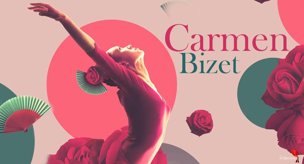 Carmen de Bizet en l'Opéra Royal de Wallonie vídeo