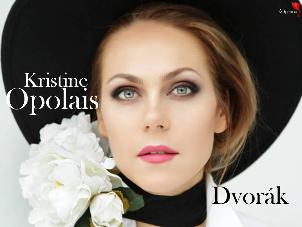 Nelsons dirige Dvorák con Kristine Opolais