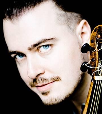 Las cuatro estaciones de Antonio Vivaldi vídeo prete rosso Dmitry Sinkovsky