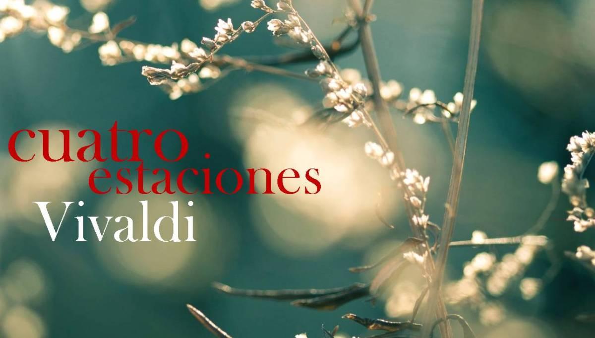 Las cuatro estaciones de Antonio Vivaldi