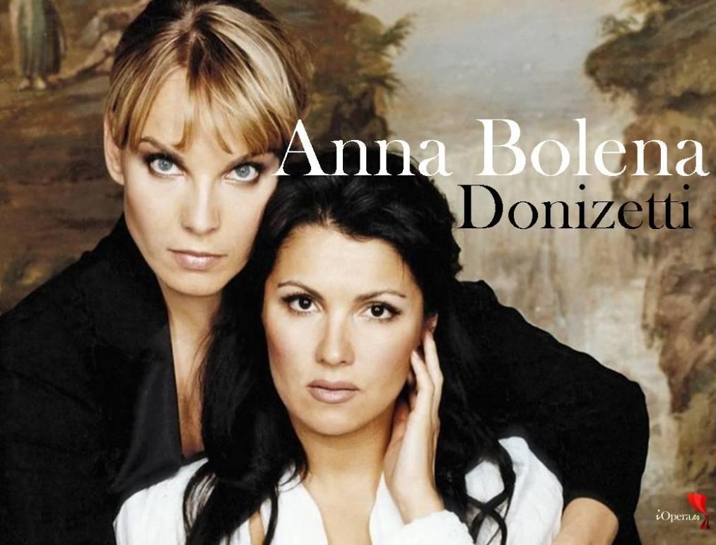 Anna Bolena de Donizetti en Viena