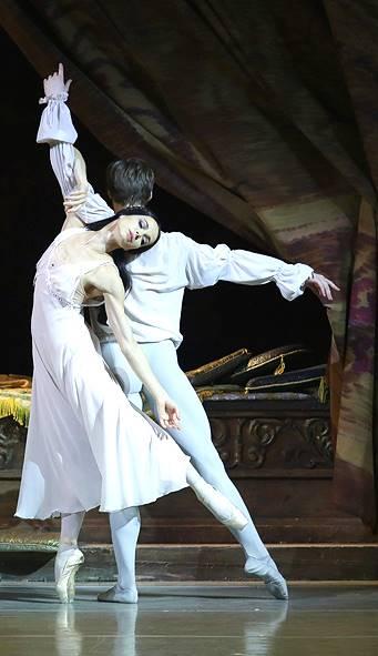Ballet Romeo y Julieta de Prokófiev en San Petersburgo vídeo Mariiinski