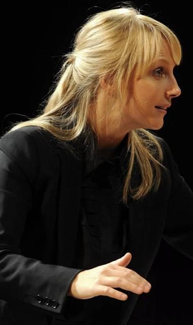 JEANNIN SOFI Carmina Burana desde París, desde la Maison de la Radio, vídeo de la obra de Carl Orff del concierto en directo del 8 abril de 2018