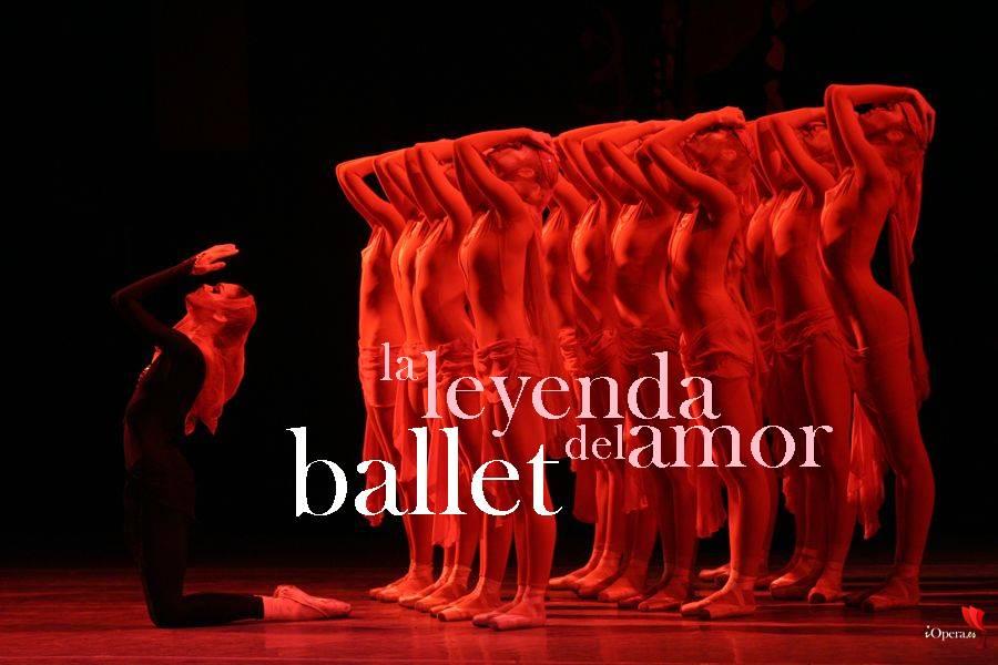 La leyenda del amor, ballet