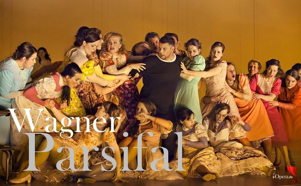 Parsifal desde Amberes vídeo ópera