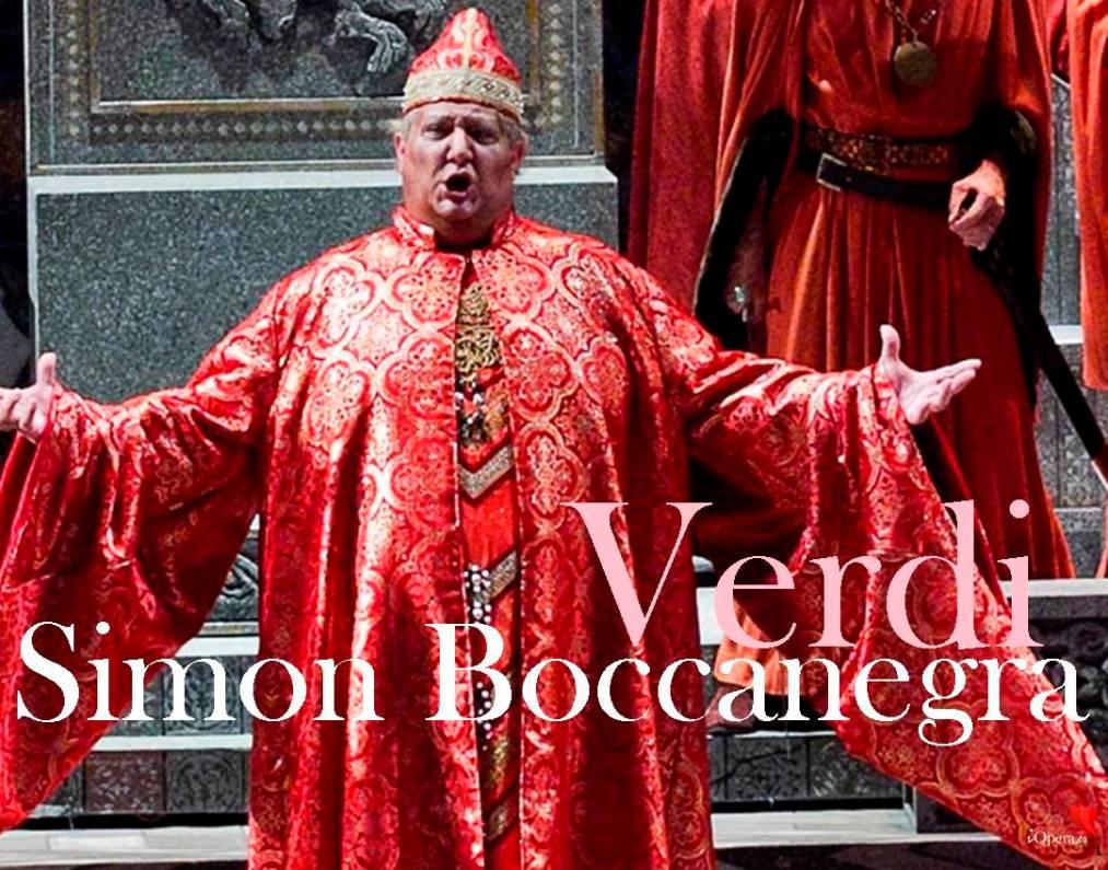 Simon Boccanegra desde Nápoles vídeo Ambrogio Maestri ópera