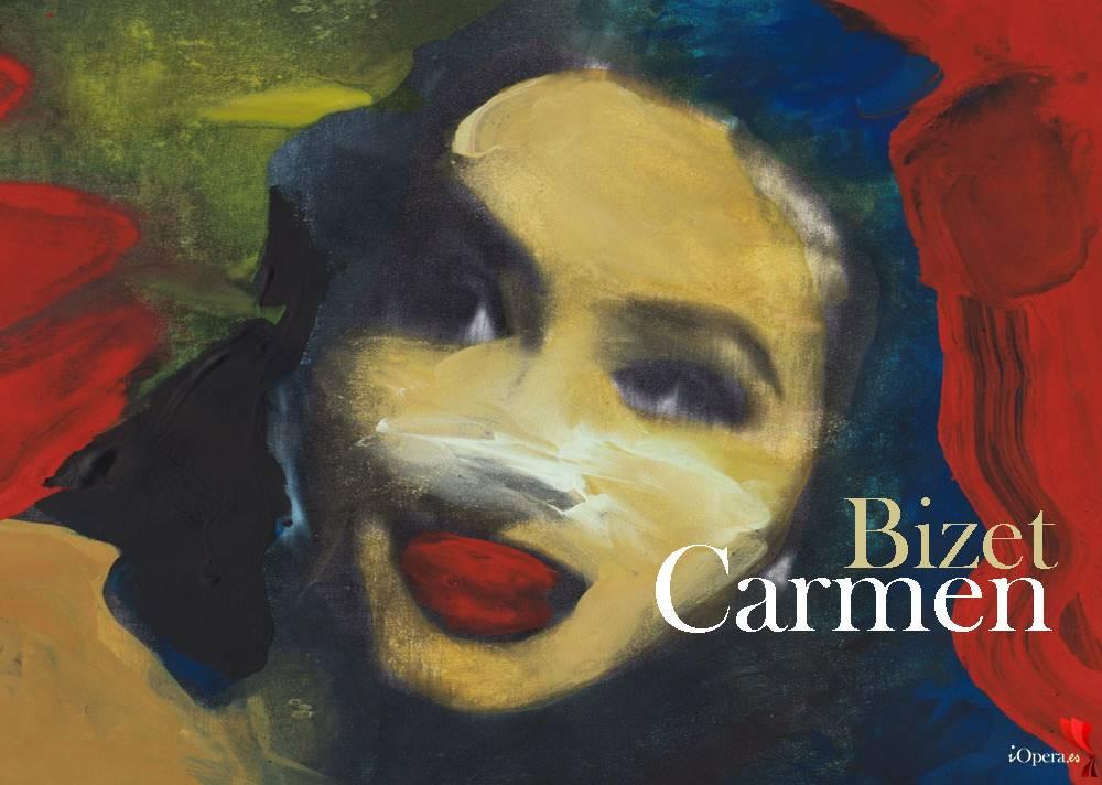 Carmen de Bizet en Roma