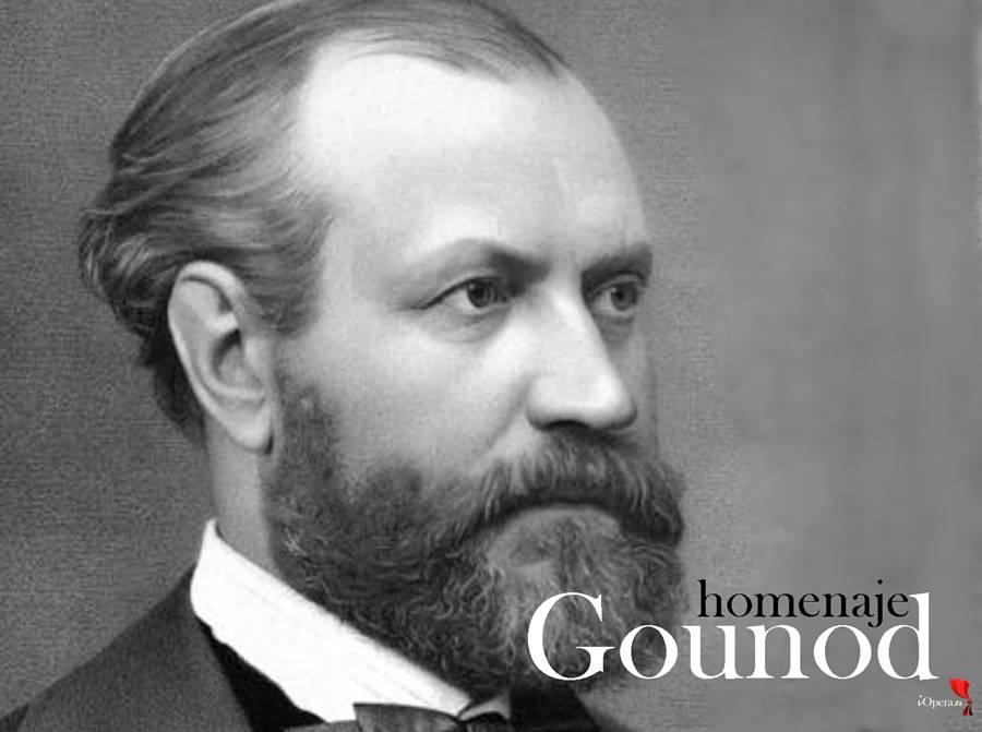 Homenaje a Gounod de la Orquesta Nacional de Francia