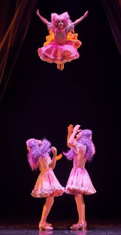 Le Ballet royal de la nuit vídeo danza