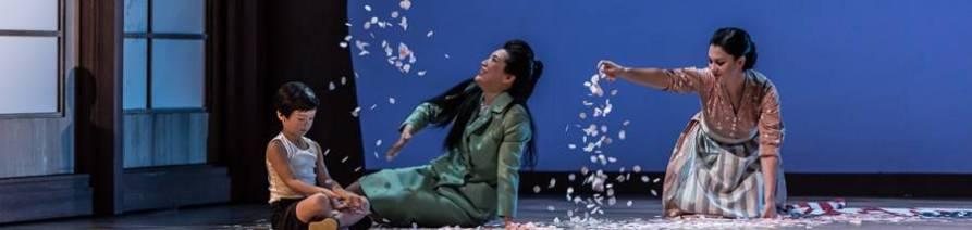 Madama Butterfly en Glyndebourne vídeo ópera Giacomo Puccini