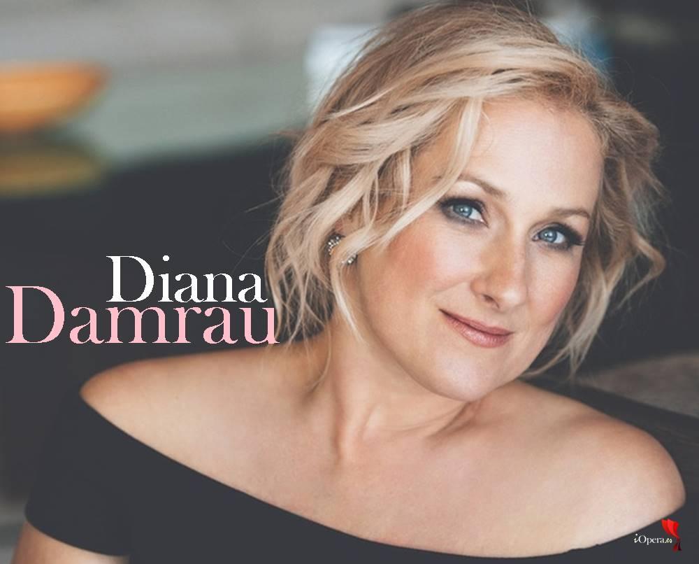 Concierto Diana Damrau en Munich